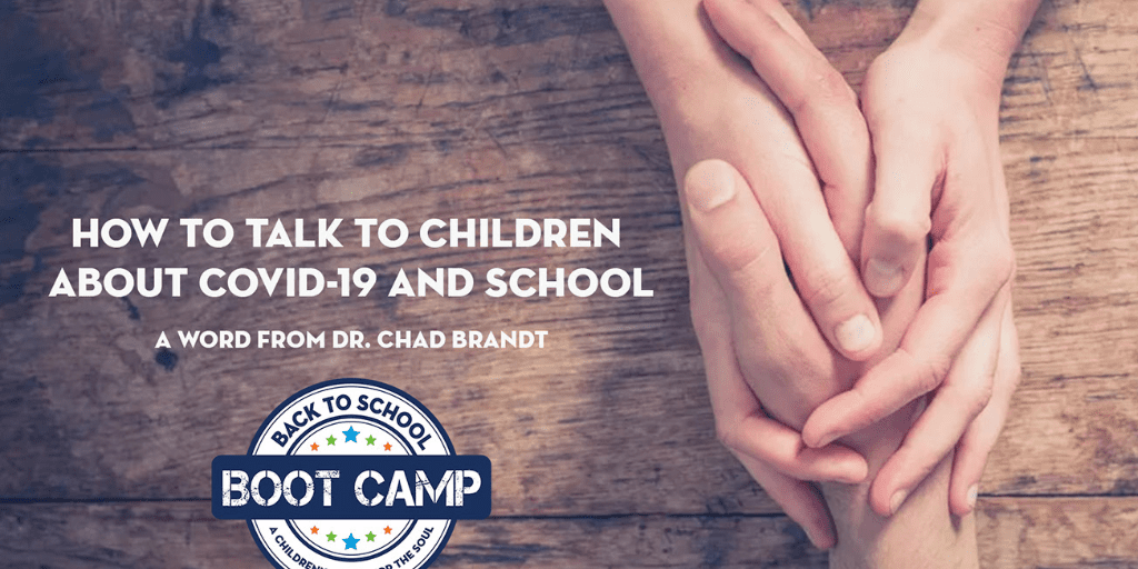 Blog_ How to talk to Children about COVID and School