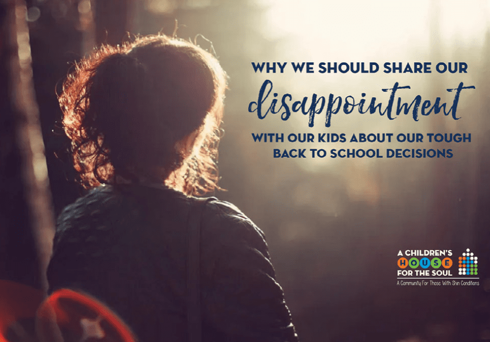 Blog_ Why we should share our disappointment