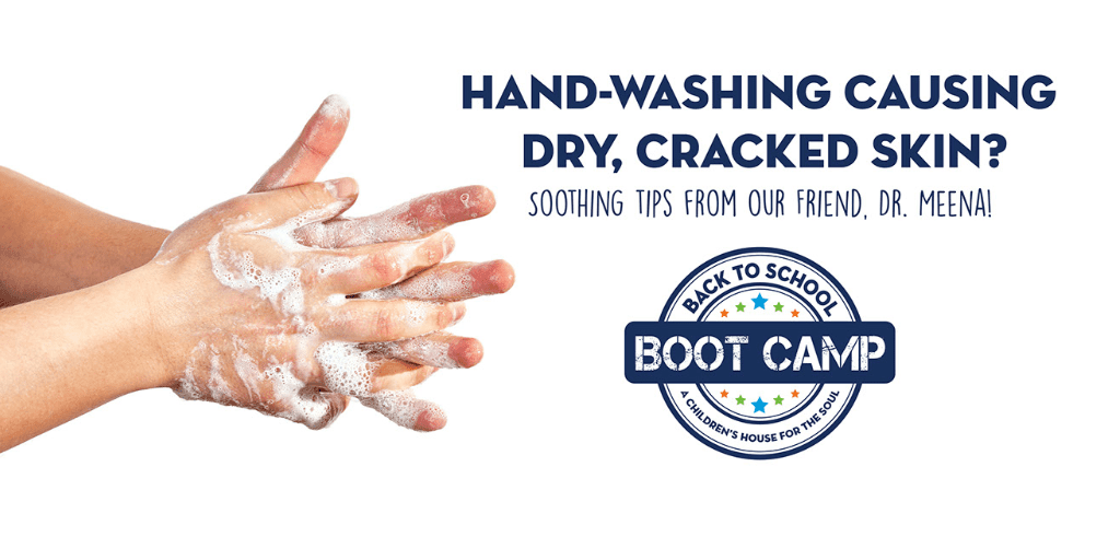 Handwashing causing Dry Skin_Header